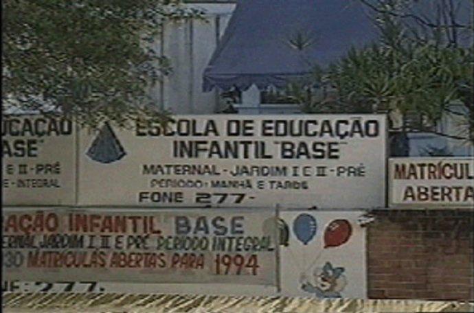 Escola de Educação Infantil Base